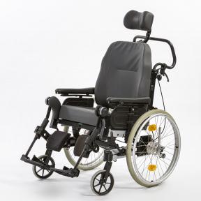 Invalidní vozík polohovací  MULTIFUNKČNÍ