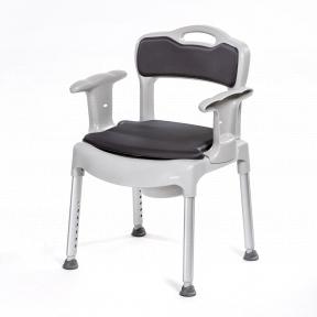 Židle toaletní a sprchová ETAC-nová