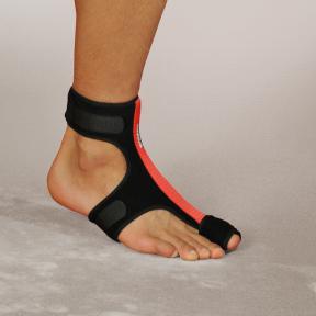 Palcová ortéza nohy