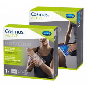 Cosmos Active gel polštářek trvalý 13x14 cm