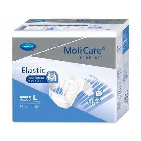MoliCare Elastic 6 kapek vel. L - 30ks