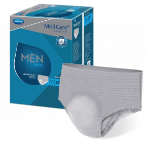 MoliCare Men Pants 7 kapek vel. M, 8 ks