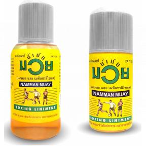 Namman muay Thajský olej 120 ml