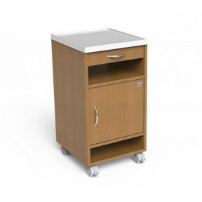 Noční stolek bez výklopné desky