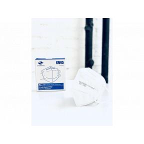 Dýchací respirátor třídy FFP2 s SGS certifikátem