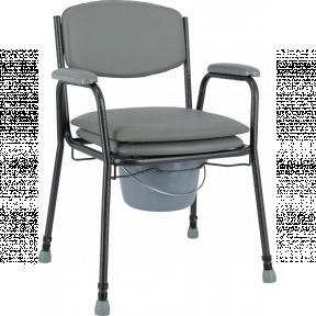 Toaletní židle pevná typ C