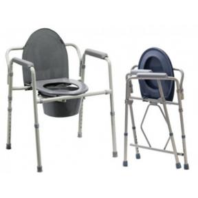 Toaletní židle skládací