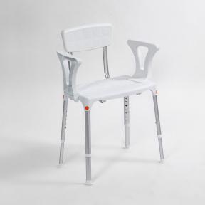 Židle do sprchy KING do 150 kg