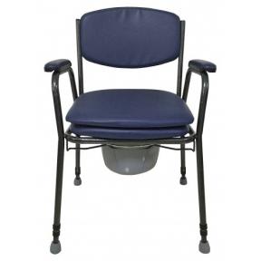 Toaletní židle pevná typ B