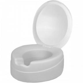 Měkčený nástavec na WC - 11cm