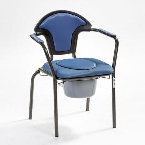 Toaletní židle gramofon