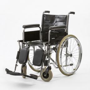 Invalidní vozík S LÝTKOVOU OPOROU
