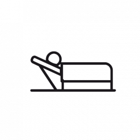 Polohovací lůžka, matrace